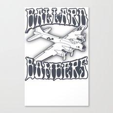 Ballard Bombers Canvas Print