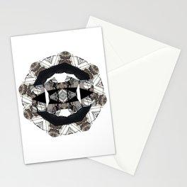 Column Wheel  Stationery Cards