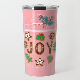 Christmas cookies jar Travel Mug
