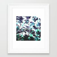 san diego Framed Art Prints featuring San Diego by Kardiak