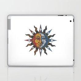 Celestial Mosaic Sun/Moon Laptop & iPad Skin
