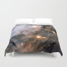 Into the Depths of the Eagle Nebula Duvet Cover