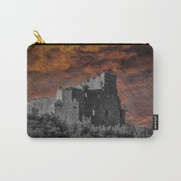 St. John's Castle, Carlingford, Rep. of Ireland Carry-All Pouch