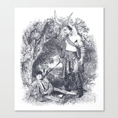 Estocade? Canvas Print