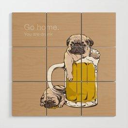 Go Home Wood Wall Art