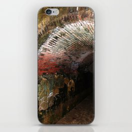Old tunnel iPhone Skin