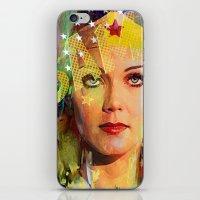 wonder iPhone & iPod Skins featuring Wonder by Ganech joe