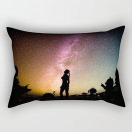 Stargazing - Super Smash Brothers Rectangular Pillow