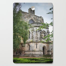 Rosslyn Chapel outside Edinburgh, Scotland Cutting Board
