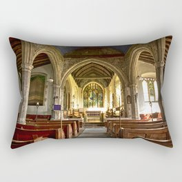 St Andrew Wickhambreaux Rectangular Pillow