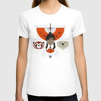avatar T-shirts featuring Spirited Avatar by Ashley Hay