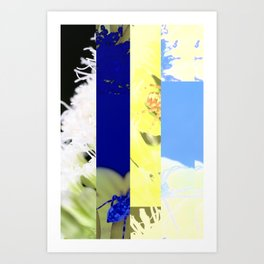 crash_ 12 Art Print