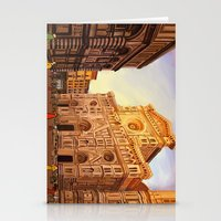 florence Stationery Cards featuring Florence by Sara Cooley