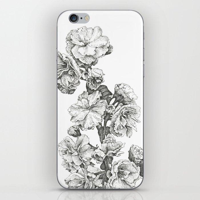 Flower Study iPhone Skin
