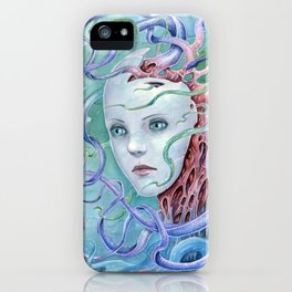 Meduse iPhone Case