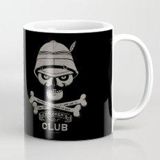 Explorer's Club Mug