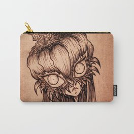 The Curious Pumpkynvine Carry-All Pouch
