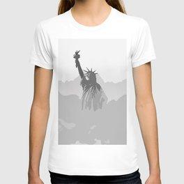 Celebrating July 4 T-shirt