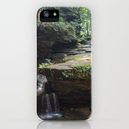Hicking iPhone Case