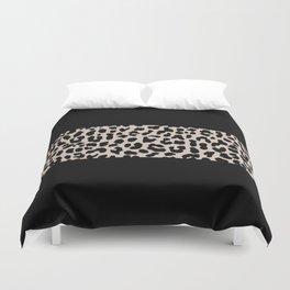 Leopard National Flag VI Duvet Cover