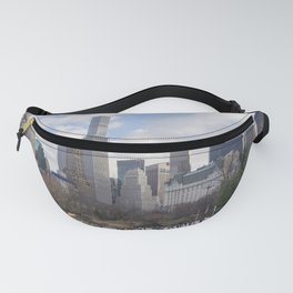 Winter in Manhattan Fanny Pack