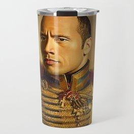 Dwayne Johnson Travel Mug