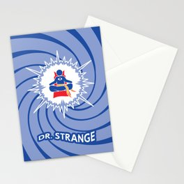 Dr. Oddball, MD Stationery Cards