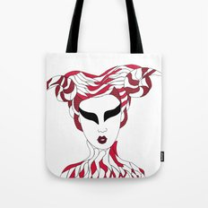 Aries / 12 Signs of the Zodiac Tote Bag