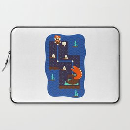 Overworld: Deep Laptop Sleeve