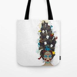 The Voodoo Queen Tote Bag