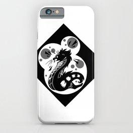 African Civet (Civettictis civetta) iPhone Case