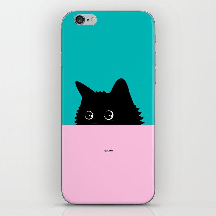 Kitty Cute iPhone Skin