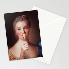 LOLLIPOP PRINCESS Stationery Cards