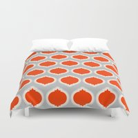 morocco Duvet Covers featuring Morocco by Amy Harlow