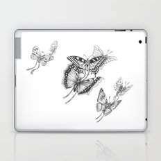 Fly Butterflies Fly Laptop & iPad Skin