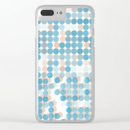 Pattern 59 Clear iPhone Case