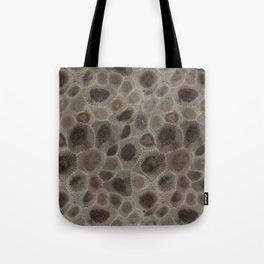 Petoskey Stone Tote Bag