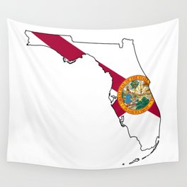 Florida Love! Wall Tapestry