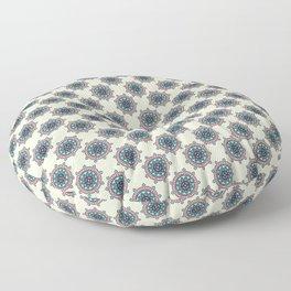 Morrocan Mandala Floor Pillow