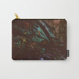 Forest Wall Dark Fairy Landscape Carry-All Pouch