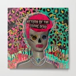 Living Dead Metal Print