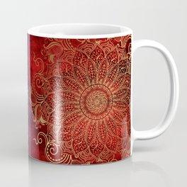 Mandala - Fire & Ice Coffee Mug