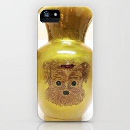 """Golden Vase Creation w/""""Yorkie"""" iPhone Case"""