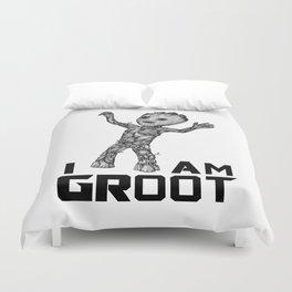 BabyGroot Duvet Cover