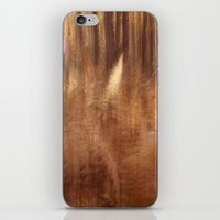 fern iPhone & iPod Skins featuring Fern by Mina Teslaru