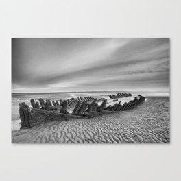 SS Nornen Canvas Print