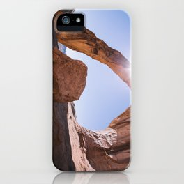 Take a Swing iPhone Case