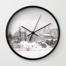 Central Park Wall Clock