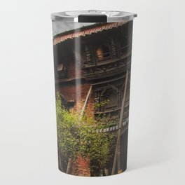 Architecture of Kathmandu City 001 Travel Mug