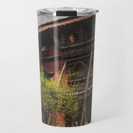 Architecture of Kathmandu City 001 Travel Mug